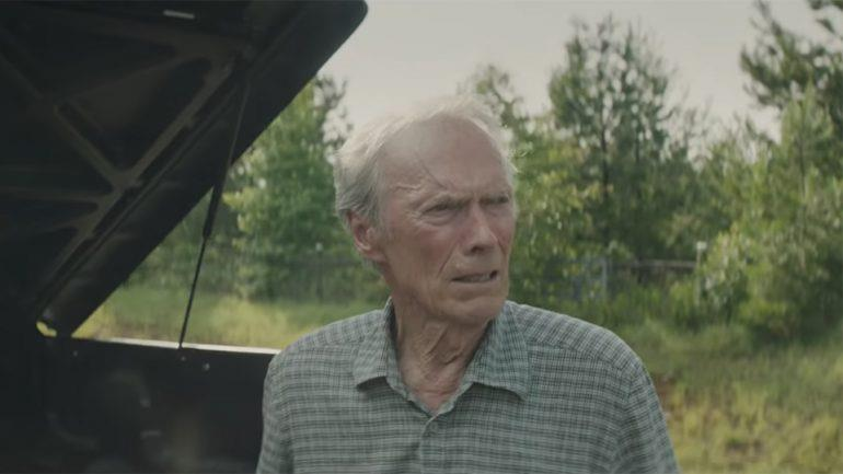Clint Eastwood in The Mule è un insospettabile corriere della droga
