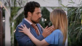 Ellen Pompeo e Giacomo Gianniotti ricordano il primo bacio di Meredith e DeLuca