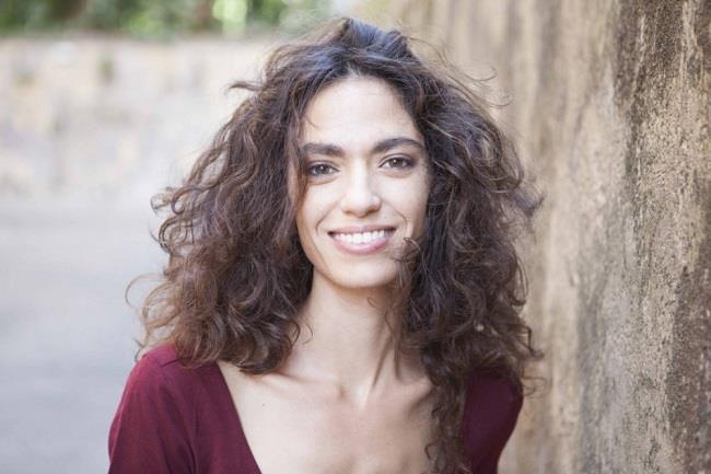Roberta Mattei è la protagonista del film fantasy Edhel di