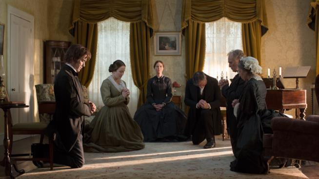 Emily Dickinson si ribella al volere del Pastore
