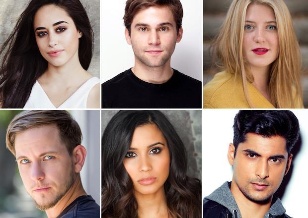 Grey's Anatomy 14, ecco i volti dei nuovi sei personaggi
