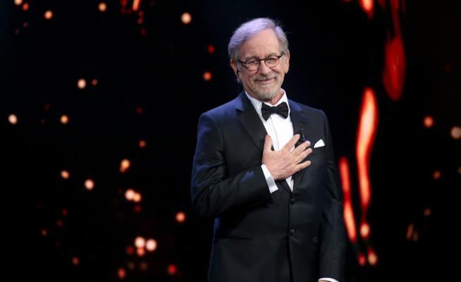 Steven Spielberg ai David Di Donatello