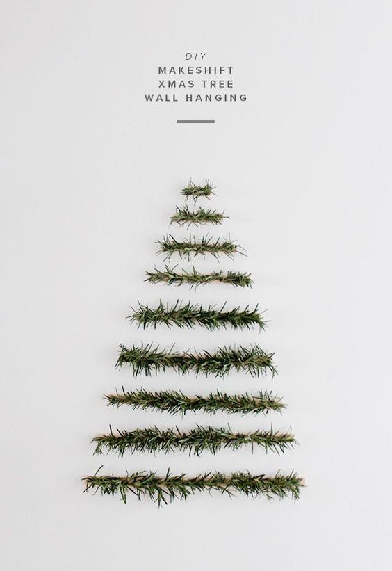 Albero di Natale aromatico