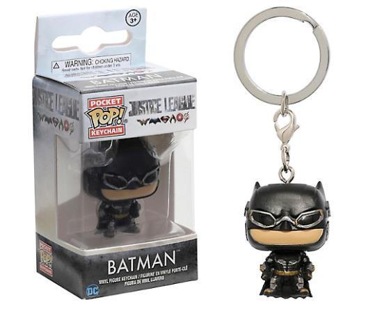 Il portachiavi a forma di Batman