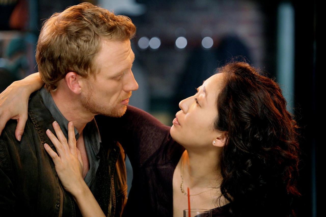 Cristina Yang e Owen Hunt Grey's Anatomy 13