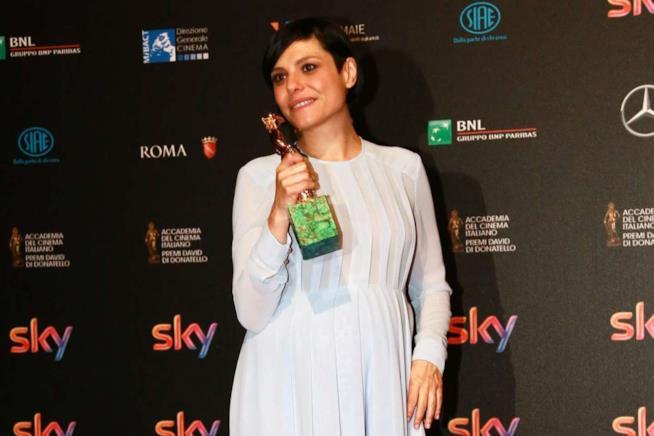Antonia Truppo ha vinto due David di Donatello in due anni.