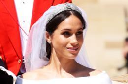 Meghan Markle e Harry appena sposati