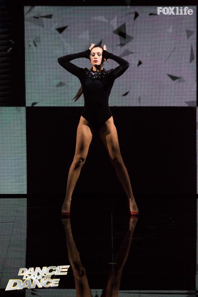 Deborah Lettieri a Dance Dance Dance