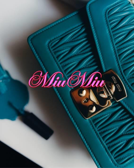 La borsa Miu Miu Confidential