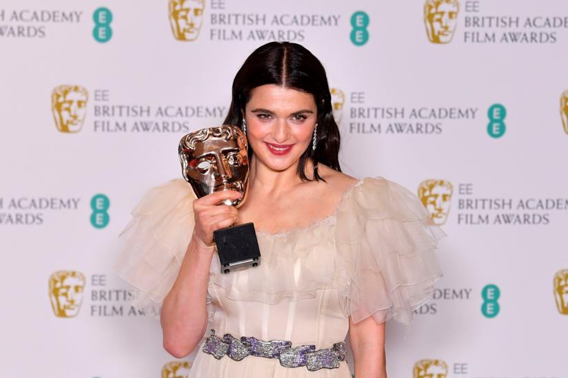 Rachel Weisz ai BAFTA 2019