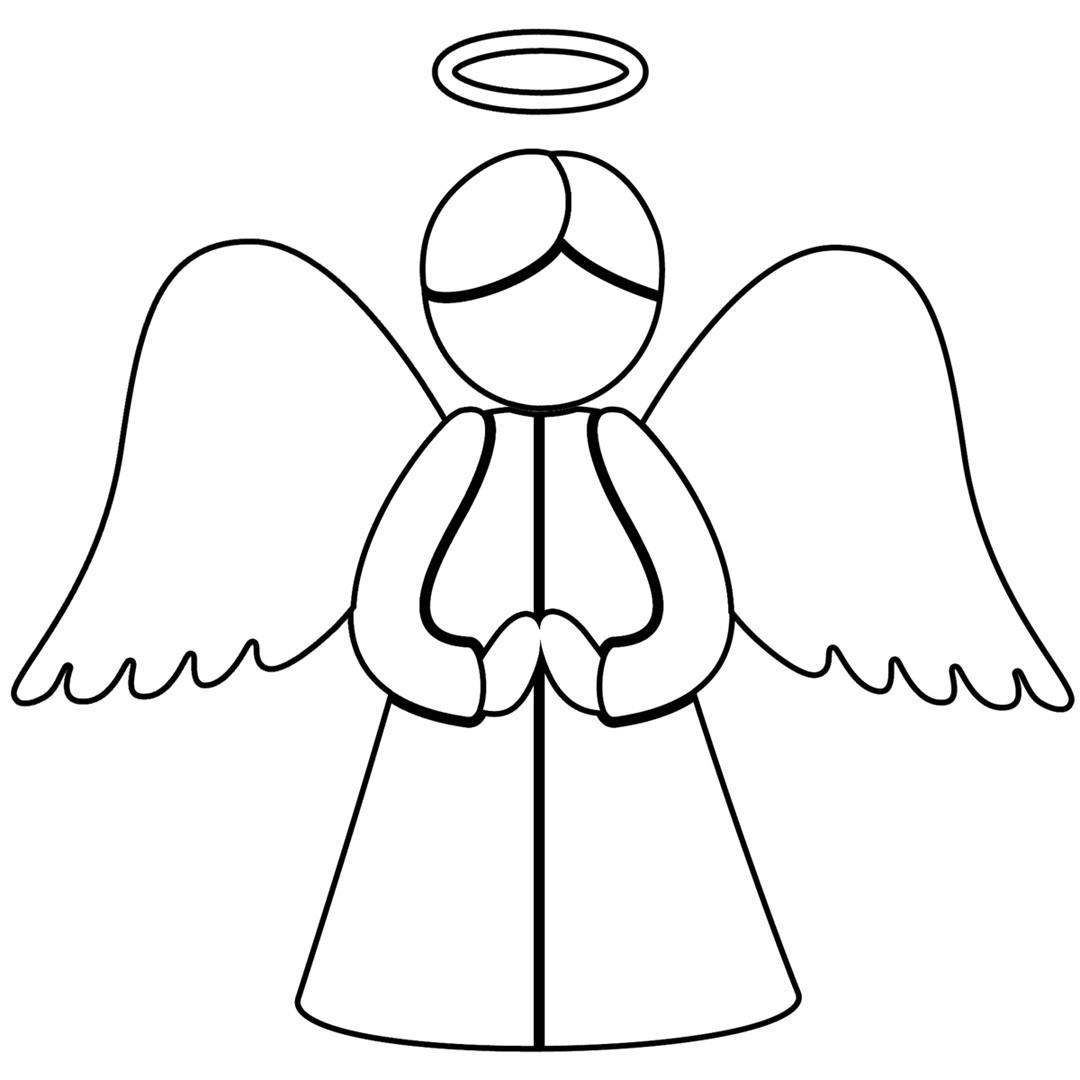 Angioletti Di Natale Fatti A Mano La Guida E I Modelli Da Scaricare
