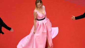 Chiara Ferragni a Cannes 2018