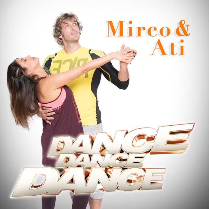 Mirco Bergamarso e Ati Safavi, altra coppia del talent show di FoxLife