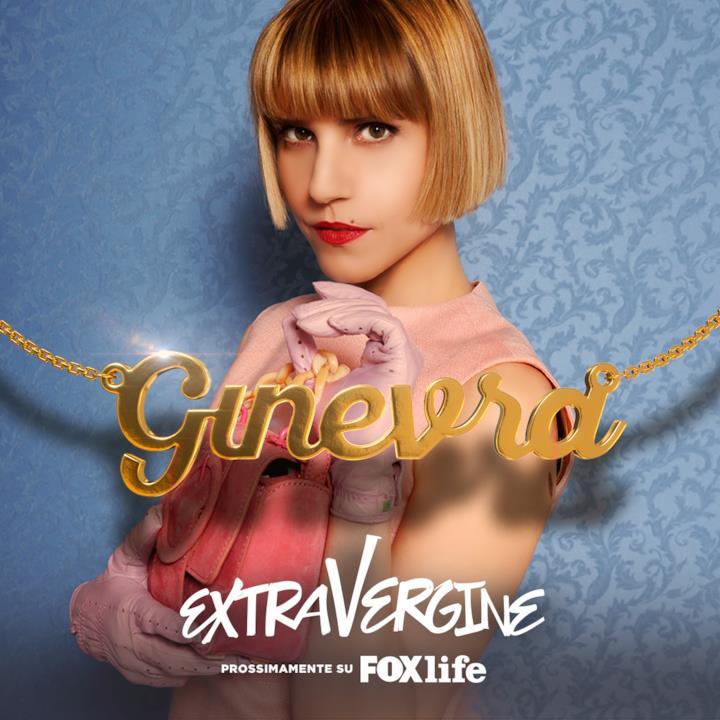 Melissa Anna Bartolini è Ginevra in Extravergine, la nuova comedy di FoxLife