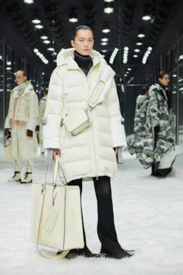 Sfilata MONCLER Collezione Donna Autunno Inverno 19/20 Milano - 36