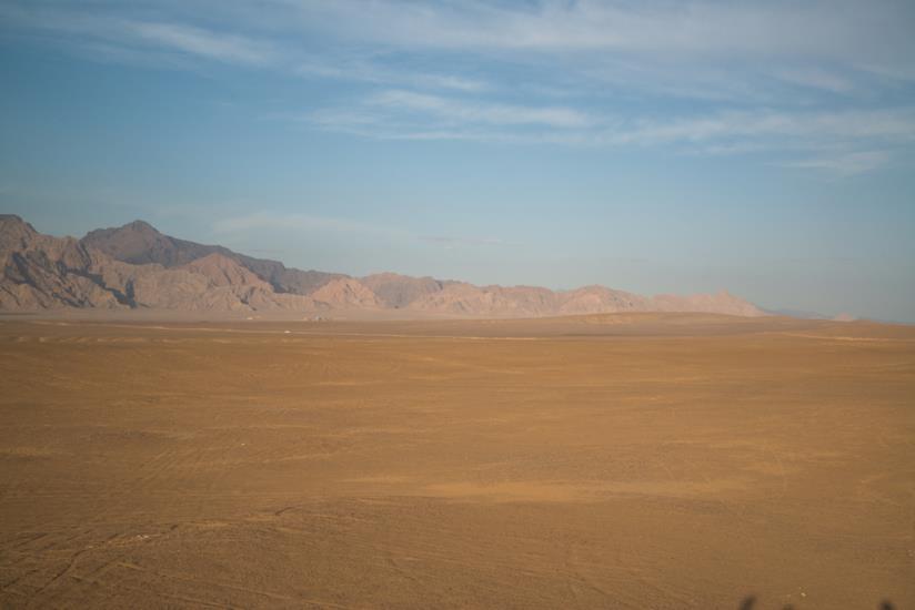 Il deserto Dasht-e Lut, Iran