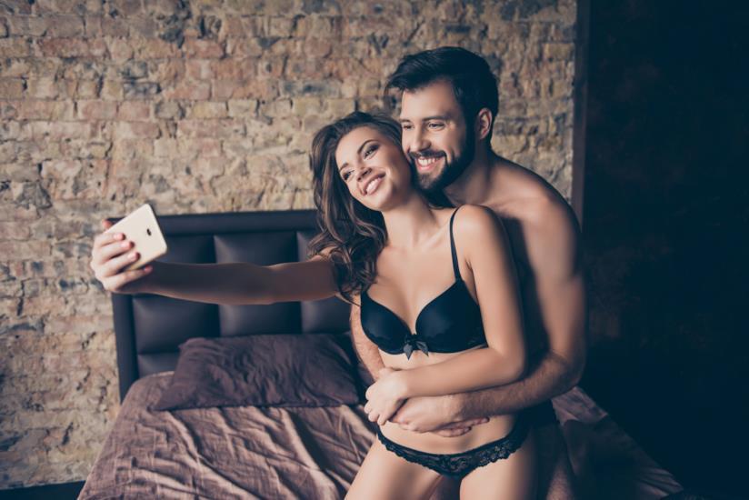 Riprendersi mentre si fa l'amore è eccitante: ma scegliete il partner giusto