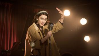Il cast di La fantastica signora Maisel