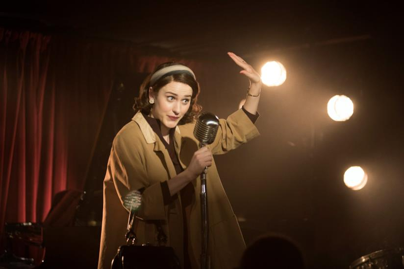 Migliori Serie Tv 2018, The Marvelous Mrs. Maisel