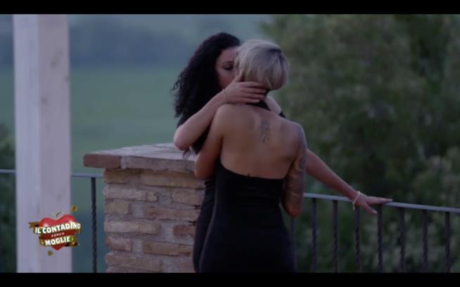 Il Contadino Cerca Moglie 4, il bacio tra Federica e Francesca