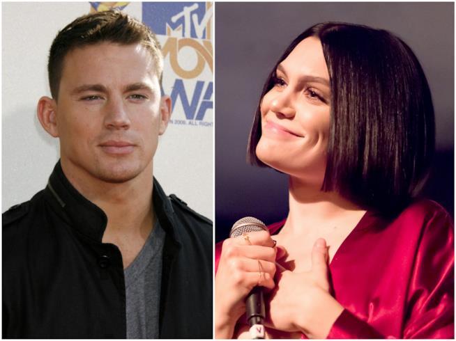 Channing Tatum e Jessie J