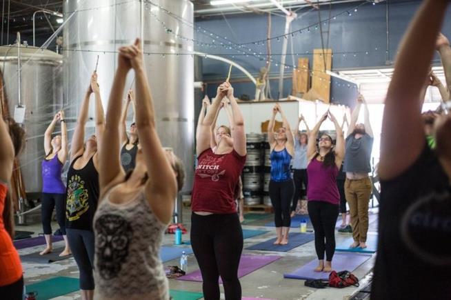 Lezioni di yoga ispirate al mondo di Harry Potter