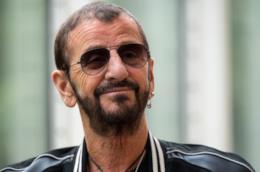 L'ex membro dei Beatles Ringo Starr