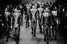 Sfilata Milano Moda Uomo
