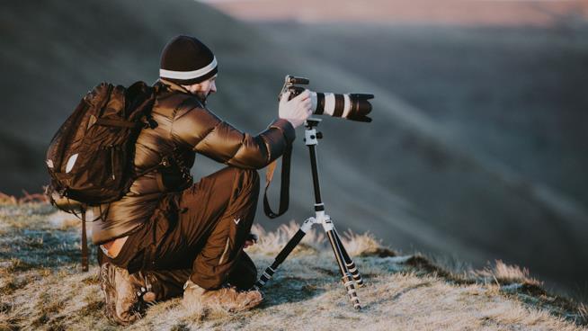 Treppiedi fotografico, la guida all'uso