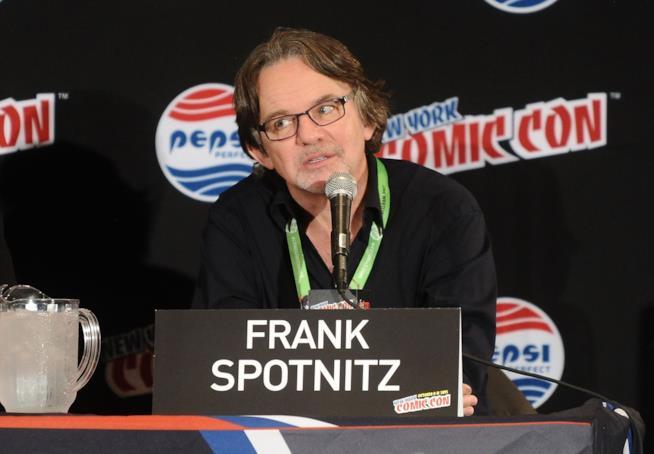 Frank Spotnitz, sceneggiatore di X-Files, è uno dei mentori