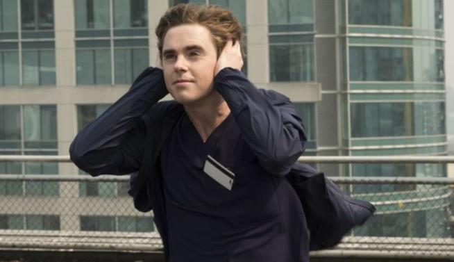 Shaun un'immagine dal terzo episodio della prima stagione di The Good Doctor