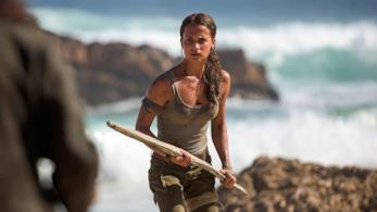 Alicia Vikander è l'eroina dei videogiochi Lara Croft