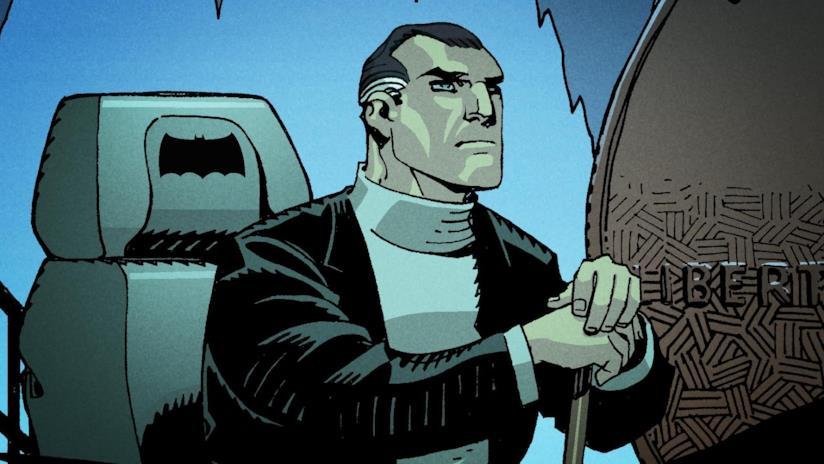Bruce Wayne in Titans