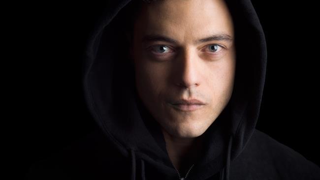 L'attore Rami Malek