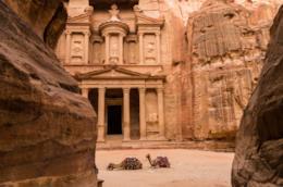Le bellezze architettoniche di Petra