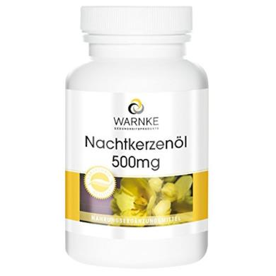 WARNKE - Olio di Enotera per disturbi mestruali e menopausa