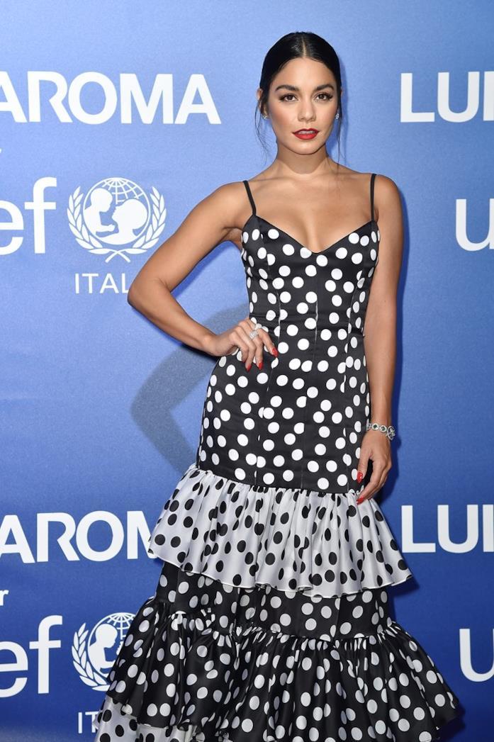 Vanessa Hudgens all'Unicef Summer Gala