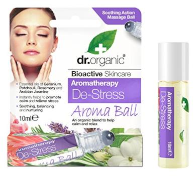 Aroma Ball Aromatherapy Roll-On De-Stress