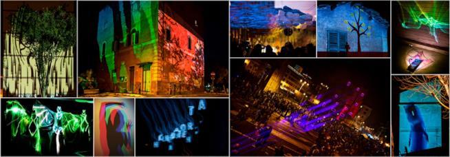 Scatti dalla prima edizione di RGB Light Experience