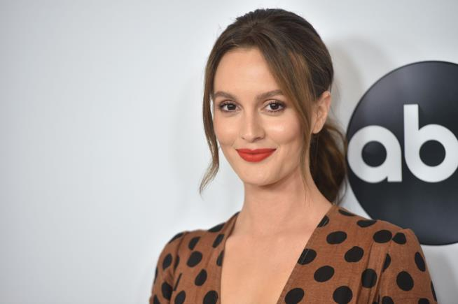 L'attrice Leighton Meester