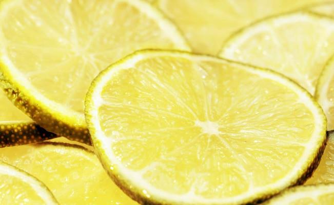 Fette di limoni