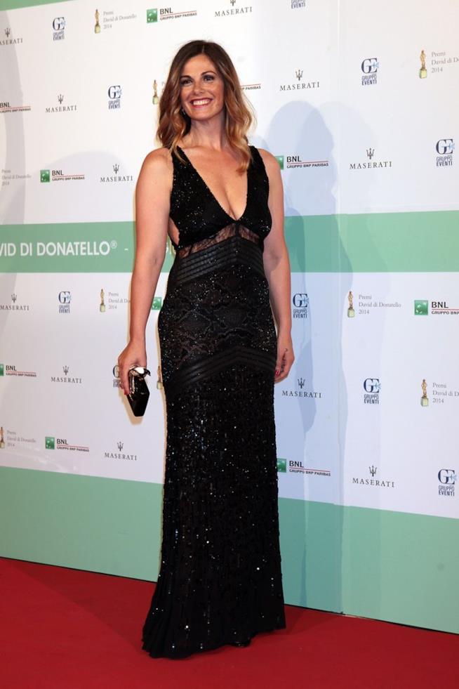 L'attrice spagnola Vanessa Incontrada