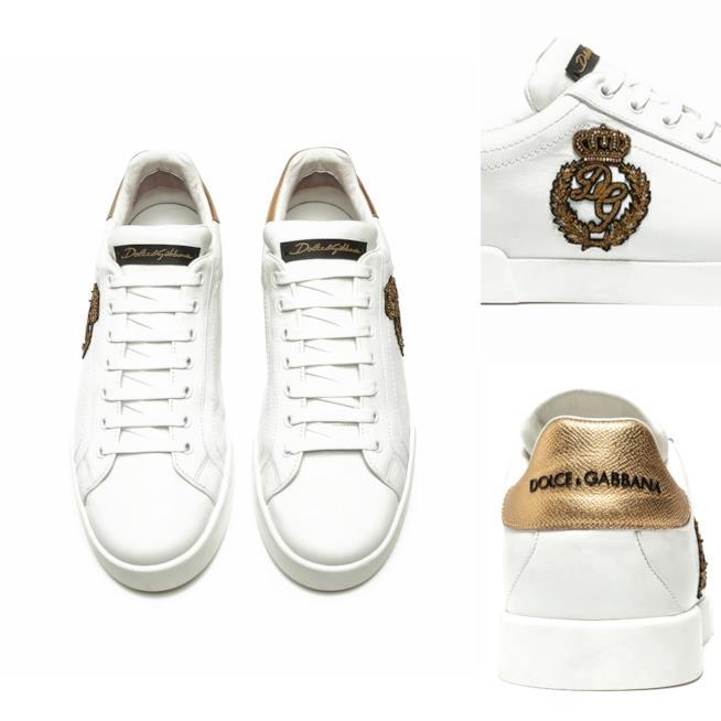 Idee regalo uomo: sneakers Dolce&Gabbana per Natale