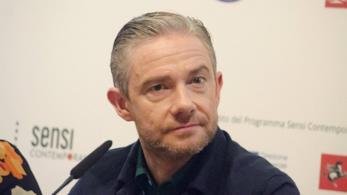 Martin Freeman al Lucca Film Festival