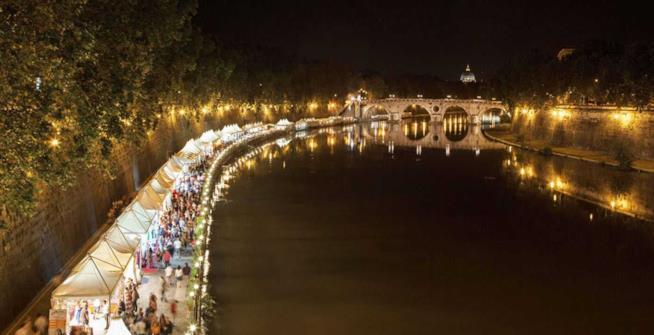 Lungo il Tevere Roma 2018, un evento imperdibile