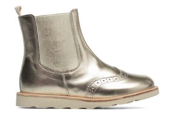 scarpe oro per le bambine
