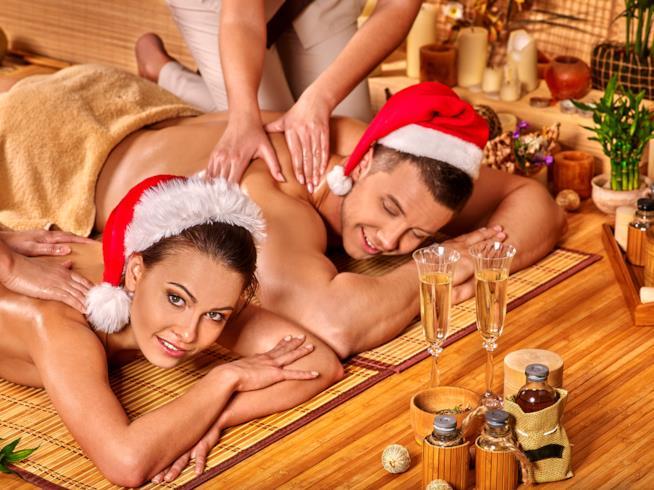 Natale alla spa