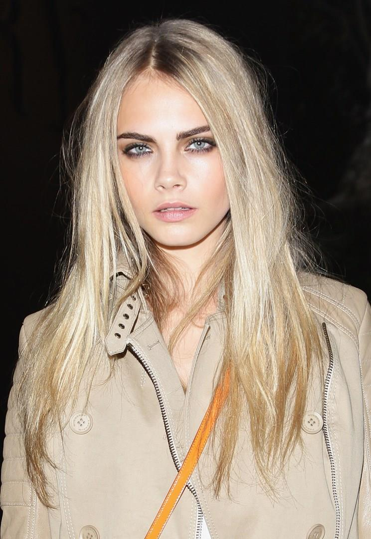 Cara Delevingne hairstyle