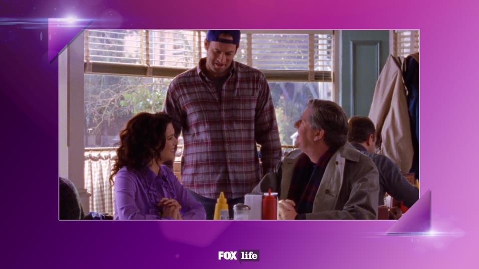 S02-E12: Lorelai ha un rapporto davvero complesso con il padre. Un amore/odio che dura stagione dopo stagione.
