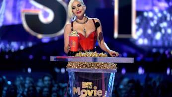 Lady Gaga agli MTV Movie & TV Awards 2018